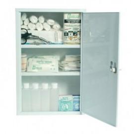Armoire à pharmacie pour le secours de 10 personnes