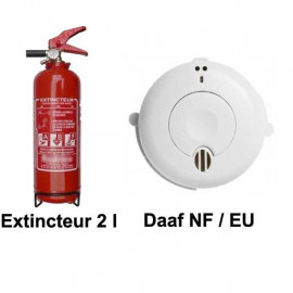 Pack Protection Incendie Appartement
