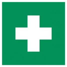 Panneau premiers secours en PVC 2 mm