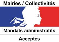 Règlement par mandat administratif